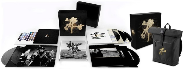 U2 The Joshua Tree  30th Anniversary