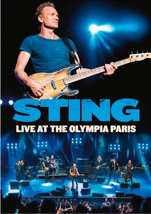Sting Live At The Olympia París