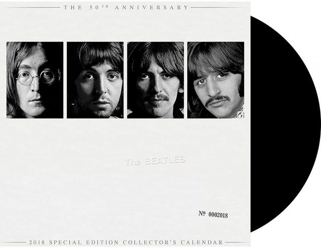50 años del álbum Blanco de The Beatles