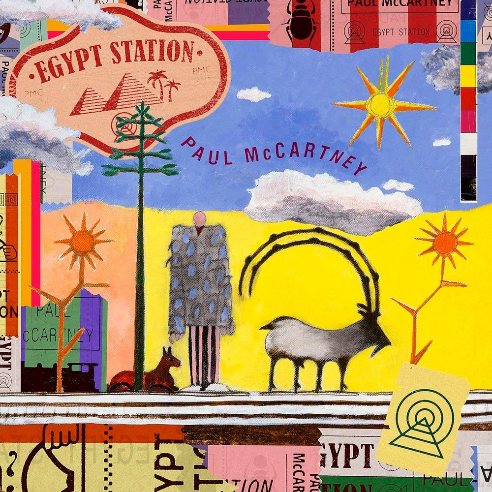 Paul McCartney  Egypt Station
