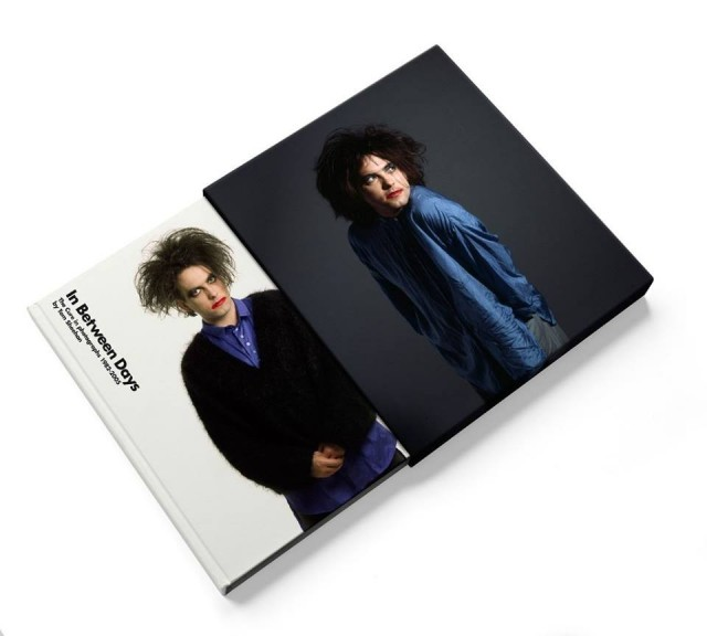 Libro de fotos sobre The Cure